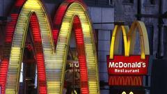 麦当劳二季度同店营收增长超预期 收盘劲扬4.75%