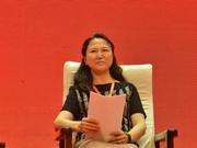 自治区品牌促进会副会长王宁谈一带一路投资贸易合作