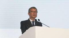 香港财政司长谈老千股:打击违规行为 维持市场质素
