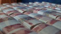 7月末社会融资规模存量为168.01万亿 同比增长13.2%