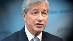 摩根大通CEO:比特币是骗局 将炒掉交易比特币的员工