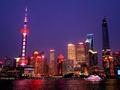 上海首次进入全球金融中心指数排名前10