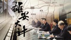 河北日报:确保雄安新区规划建设开好局起好步