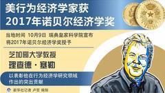 """孙立坚:经济学诺奖2017 """"利他主义""""战胜""""利己主义"""""""