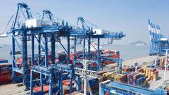 10月进出口数据不及预期:出口增长6.1%进口增15.9%