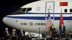 工银租赁与CFM签署11亿美元飞机发动机订购大单