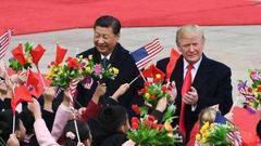 中美签订2535亿美元创纪录大单 能源项目超千亿美元