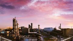 10月工业增加值增速降至6.2% 钢材产量降1.6%