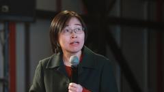 陈晓红:希望够鼓励更多年轻经济学家