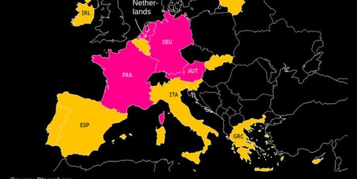 德拉吉面临前所未有阻力 QE措施到欧元区国家反对