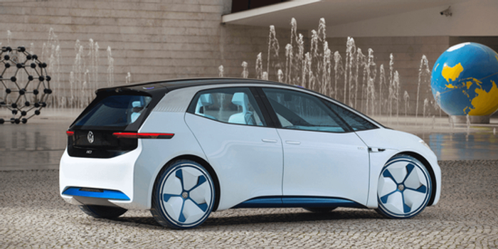 大众启动ID系列电动汽车生产 称将成数百万人选择