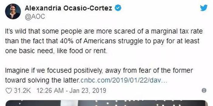 推70%富人税获美国50%选民支持 这或是企业家灾难