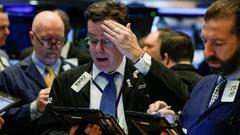 美股血流成河 标普500三分之二成分股跌入回调区域