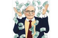 天神娱乐预亏78亿 实控人花234万美元和巴菲特吃午餐