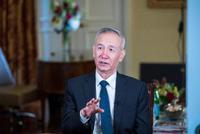 视频 特朗普:刘鹤是亚洲地区最受尊敬的政治家之一
