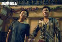 《疯狂的外星人》成今年春节档首部票房达10亿影片