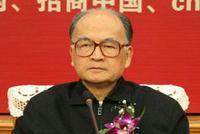 中国社会科学院原常务副院长王洛林