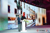 吴敬琏讲述自己的中欧故事:和中欧一同成长