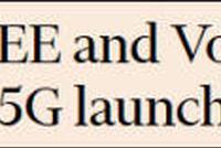 继日本后 英国两大运营商【EE】【沃达丰】延期发售华为5G手机