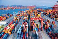 海关总署:上半年我国外贸进出口总值同比增长3.9%