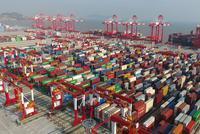 海关总署:上半年中美贸易总值下降9%