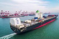 中国7月出口1.53万亿元 同比增长10.3%