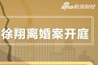 应莹:去年十月到现在 第一次见徐翔