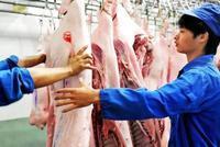 广西南宁猪肉限价9折起限购2斤 调控后价格是多少?