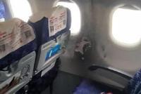 东航一航班巡航期间客舱内充电宝自燃 随后返航南京