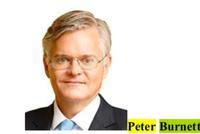 """Peter Burnett:""""一带一路""""对渣打银行来说是个大礼物"""