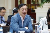 任正非评libra:中国也可以发行 为何要等别人发行呢?