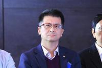 欧擎集团董事长朱阳出席