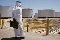 沙特阿美、海湾地区股指继续下挫 因油价崩盘