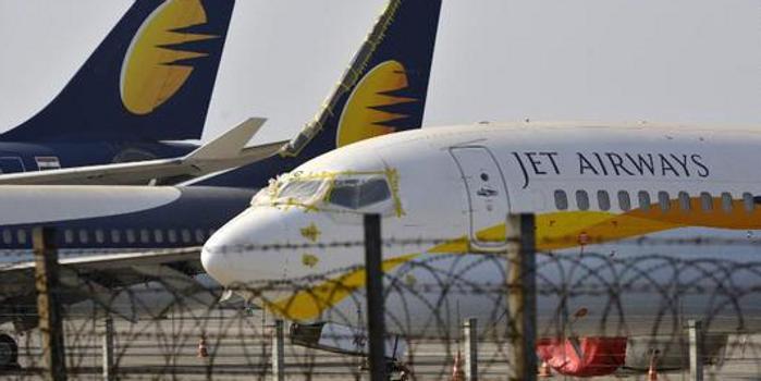 印度捷特航空進入破產程序