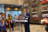 李小加:阿里在香港非常困难的时候仍然回来 深感欣慰