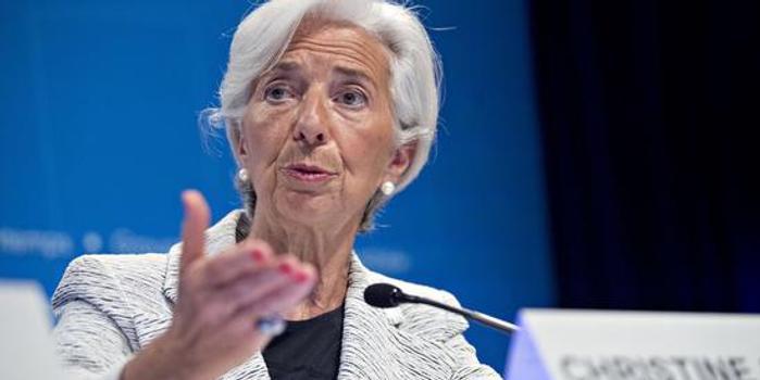 中国福彩双色球开奖结果_IMF总裁拉加德敦促遏制全球经济协同放缓