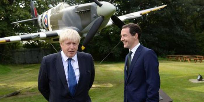 英国首相约翰逊拟提名前财政大臣奥斯本为IMF新总裁