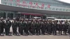 河南省公安厅通报:胁持国航航班嫌犯系突发精神病
