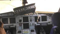 【资深机长】不排除机务维修未锁定好前挡的可能
