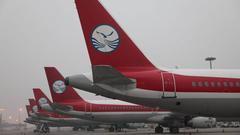 【事件缘起】川航一航班因机械故障备降成都 飞机已落地