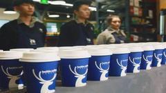 """瑞幸""""密集开店+外卖""""  新零售咖啡冲击来袭"""