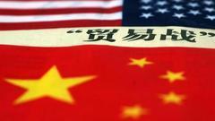 新华国际:中美贸易战停火止战