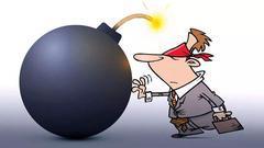 叶檀:债务连环雷大爆炸 如果一年违约600亿怎么办?