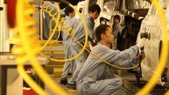 统计局:8月工业生产稳中略升 工业产品出口增长加快