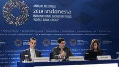 IMF首席经济学家:中国需要更加重视经济质量增长