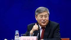 郭树清:发挥险资稳健优势 加大投资优质上市公司力度
