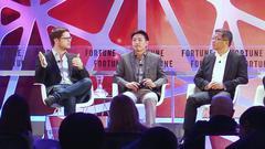 柔宇科技创始人刘自鸿:智能制造是社会改善的关键