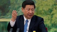 习近平:中国决不放弃自己的正当权益