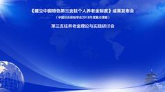 林羿:借鉴海外经验 助力中国养老第三支柱建设