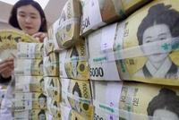 """韩元跌至2016年以来最低 韩国称走势""""过度、异常"""""""